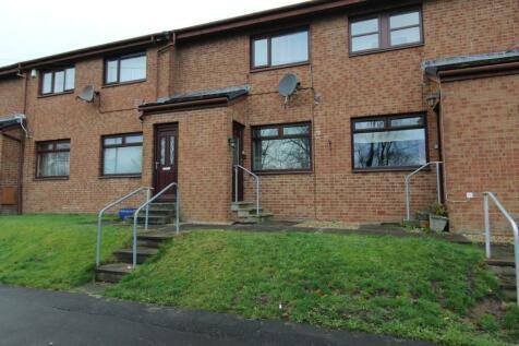 16 Fairyhill Road, Kilmarnock, Ayrshire, KA1. 2 bedroom ground floor flat