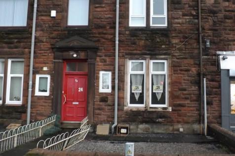 D/R 24 Old Mill Road, Kilmarnock, Ayrshire, KA1 3AW. 1 bedroom ground floor flat
