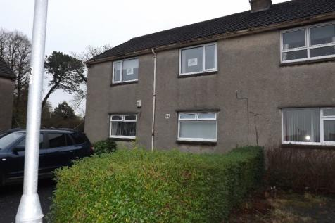 33 Croe Place, Kilmarnock, Ayrshire, KA1. 2 bedroom flat