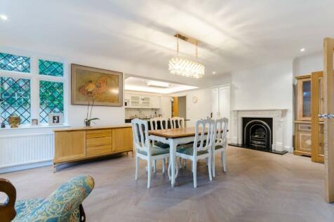Coombe Lane West, Coombe, Kingston upon Thames, KT2. 4 bedroom house for sale