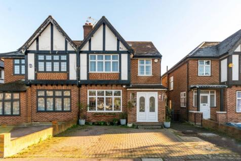 George V Avenue, Pinner, HA5. 5 bedroom semi-detached house for sale