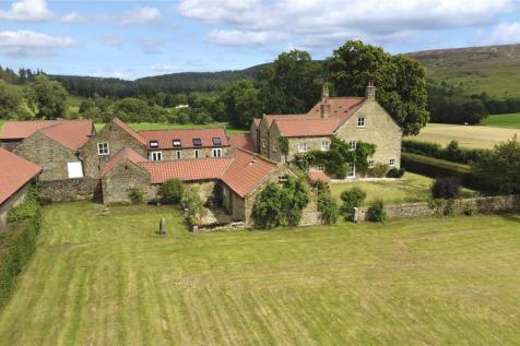 Nether Silton, Thirsk, York, North Yorkshire. 6 bedroom house for sale
