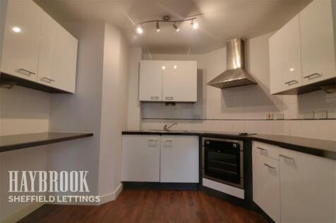 Solly Street S1. 1 bedroom flat
