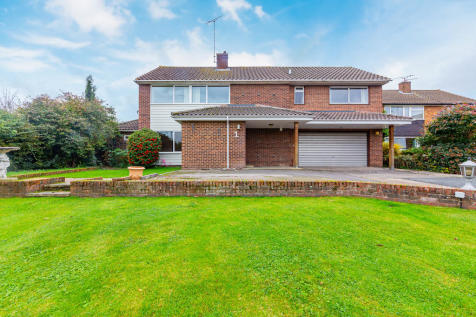 Writtle, Chelmsford. 5 bedroom detached house for sale