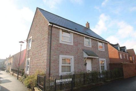 Curlew Place, Portishead. 4 bedroom detached house for sale