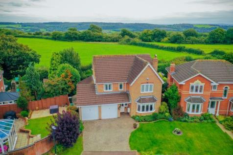 Nightingale Rise, Portishead. 4 bedroom detached house for sale