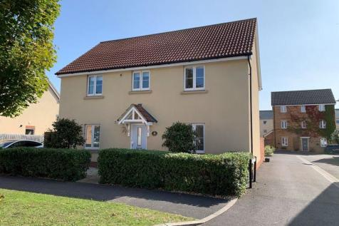 The Finches, Portishead. 4 bedroom detached house