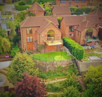 Cabot Rise, Portishead. 4 bedroom detached house