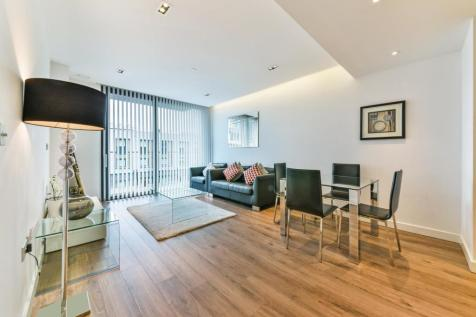 Satin House, Goodman's Fields, Aldgate, E1. 1 bedroom apartment