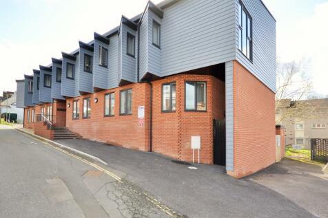 Lower Albert Street, Exeter, EX1 2FS. Studio flat