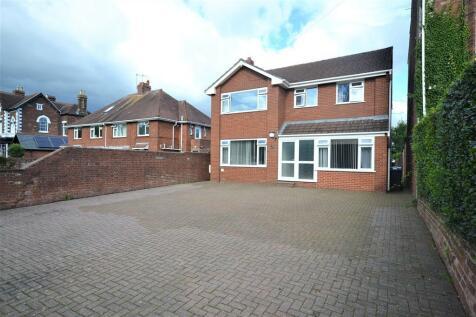 Polsloe Road, Exeter, EX1 2DN. 6 bedroom detached house for sale