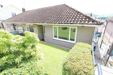 Sycamore Drive, Trealaw - Tonypandy. 2 bedroom semi-detached bungalow for sale
