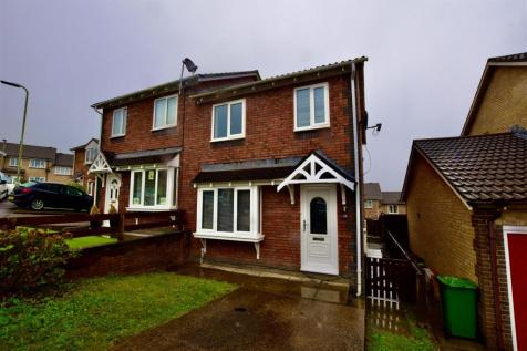 Trem Y Garth, Llanharry, Pontyclun, CF72 9NL. 3 bedroom semi-detached house