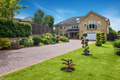 Countess Gate, Bothwell, Glasgow, G71. 5 bedroom detached house