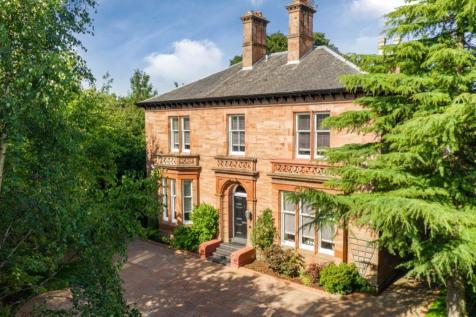 The Old Manse, Fairyknowe Gardens, Bothwell, Glasgow, G71. 5 bedroom detached house