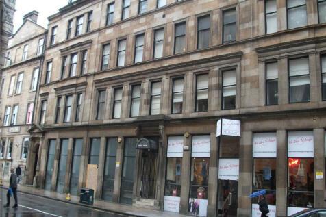 South Frederick Street, Glasgow, G1. 2 bedroom flat