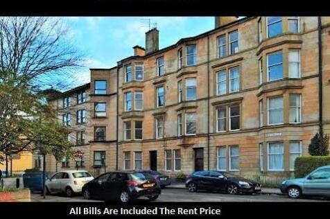 West Princes Street, Glasgow, G4. Studio flat