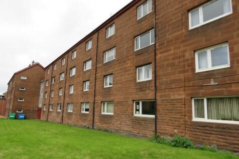 Neilston Road, Paisley, Renfrewshire, PA2. 2 bedroom flat