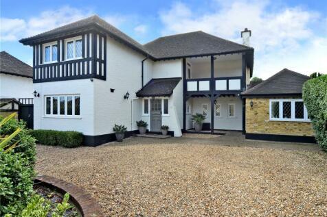 Salisbury Avenue, Cheam, Sutton, SM1. 4 bedroom detached house