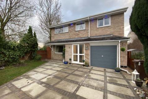 Cedar Way, Penwortham. 4 bedroom detached house for sale