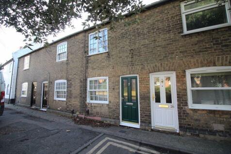 St. Johns Street, Huntingdon. 1 bedroom terraced house