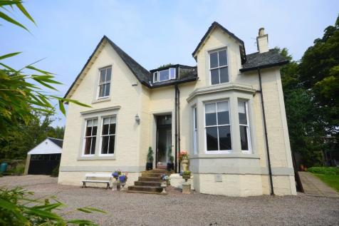 Campbell Street, Helensburgh, Argyll and Bute, G84 9NH. 5 bedroom detached house