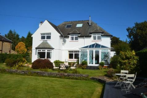 West Montrose Street, Helensburgh, Argyll and Bute, G84 9PF. 5 bedroom detached house
