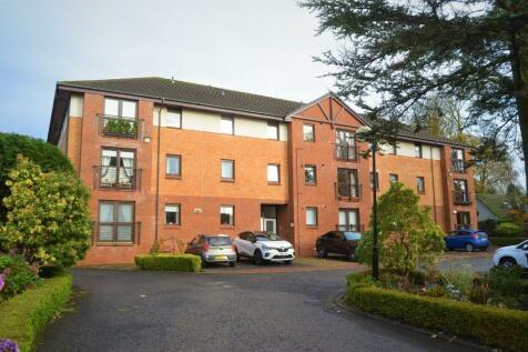 Normanhurst Court, Helensburgh , Argyll & Bute, G84 8DH. 2 bedroom flat