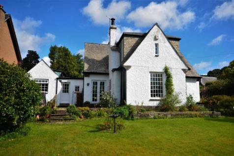 John Street, Helensburgh, Argyll and Bute, G84 9JY. 5 bedroom detached house for sale