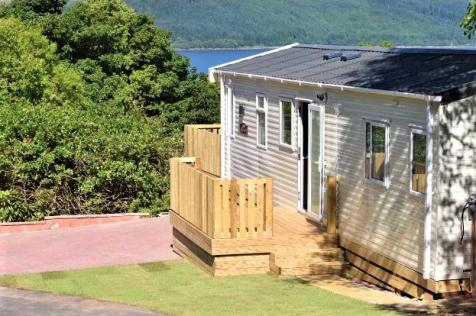 Holly Twirl, Auchengower Park, Cove, Argyll and Bute, G84 0NX. 2 bedroom chalet for sale