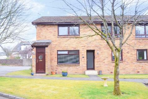 Smithy Court , Cardross , Dumbarton , G82 5NU. 2 bedroom flat