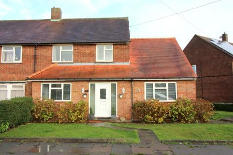 Whipperley Ring, Farley Hill, Luton, LU1 5QU. 4 bedroom semi-detached house for sale