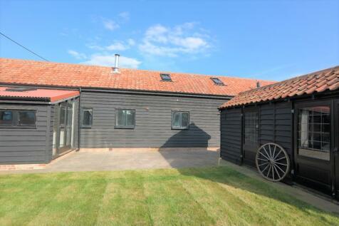 Valley Lane, Great Finborough, Stowmarket, Suffolk, IP14. 3 bedroom detached house