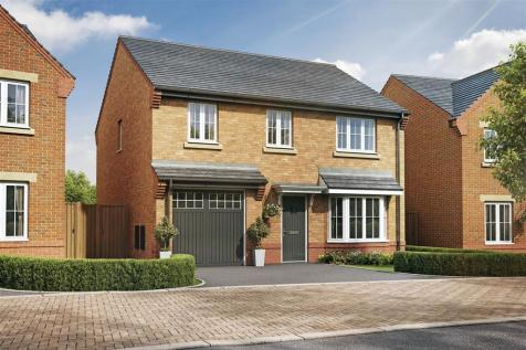 Broad Street, Coppenhall, Crewe, Cheshire, CW1 4GS. 4 bedroom detached house for sale