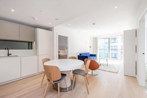 Fairview House Lockgate Road SW6. 2 bedroom flat