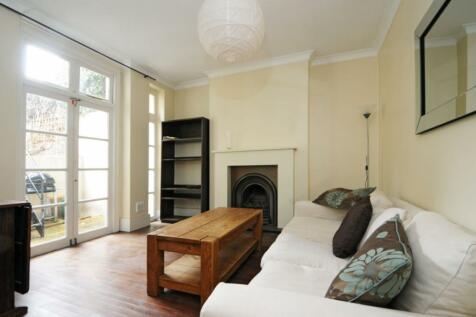 Overstone Road Hammersmith W6. 1 bedroom apartment