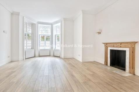 Elsworthy Road Primrose Hill NW3. 2 bedroom apartment