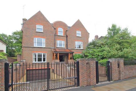 Home Park Road, Wimbledon, London, SW19. 7 bedroom detached house