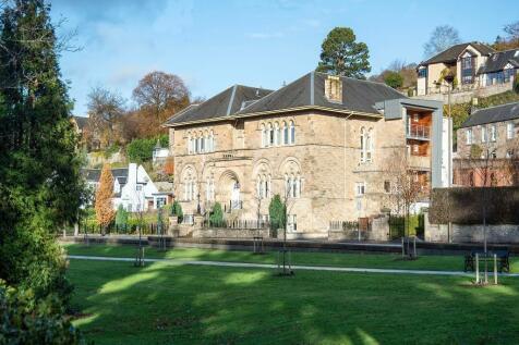 Museum Hall, Henderson Street, Bridge of Allan, FK9. 2 bedroom apartment for sale