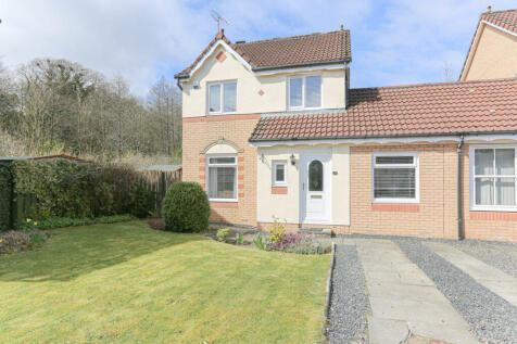 Glaive Avenue, Stirling, FK7. 3 bedroom link detached house for sale