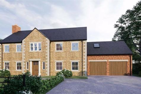The Hardwicks, Hardwicks Drive, Shangton, Leicestershire. 5 bedroom detached house