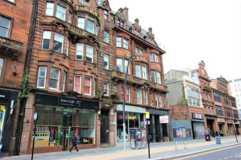 Sauchiehall Street, Charing Cross, Glasgow, G2. 5 bedroom flat