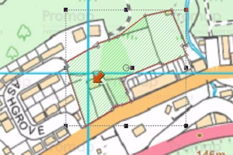 Cardiff Road, Treharris. Land for sale