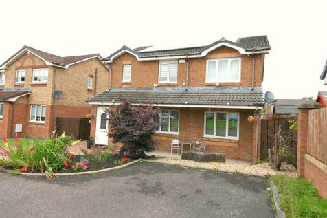 Tarquin Place, Motherwell, Lanarkshire, ML1. 4 bedroom detached house