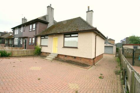 Watling Street, Motherwell, Lanarkshire, ML1. 2 bedroom semi-detached bungalow