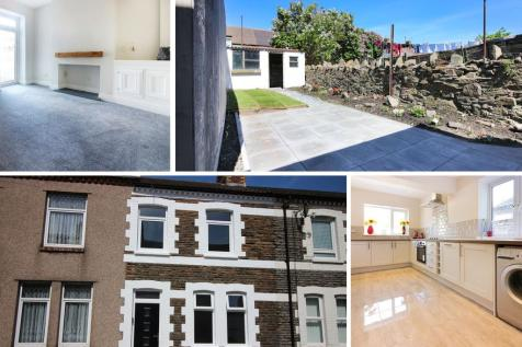 Seymour Street, Splott, South Wales - Terraced / 3 bedroom terraced house for sale / £195,000