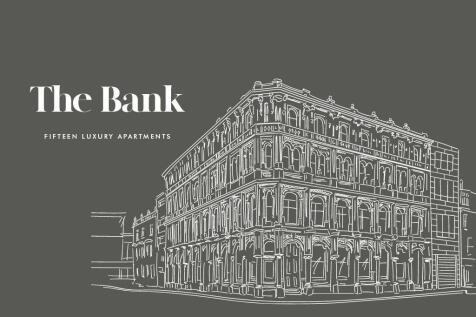 The Bank, Cardiff Bay. 2 bedroom flat