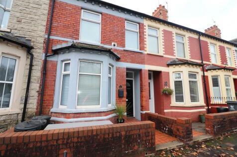 Blackweir Terrace, Cathays. 5 bedroom terraced house for sale