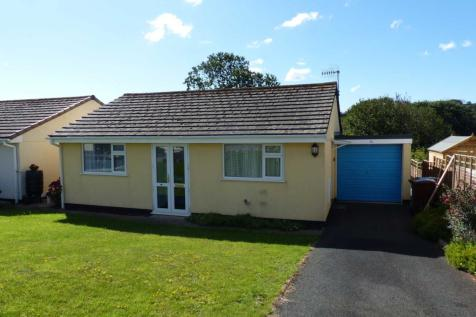Coombe Meadows, Kingsbridge. 2 bedroom bungalow
