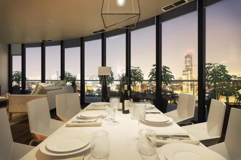 X1 Manchester Waters. 2 bedroom apartment for sale